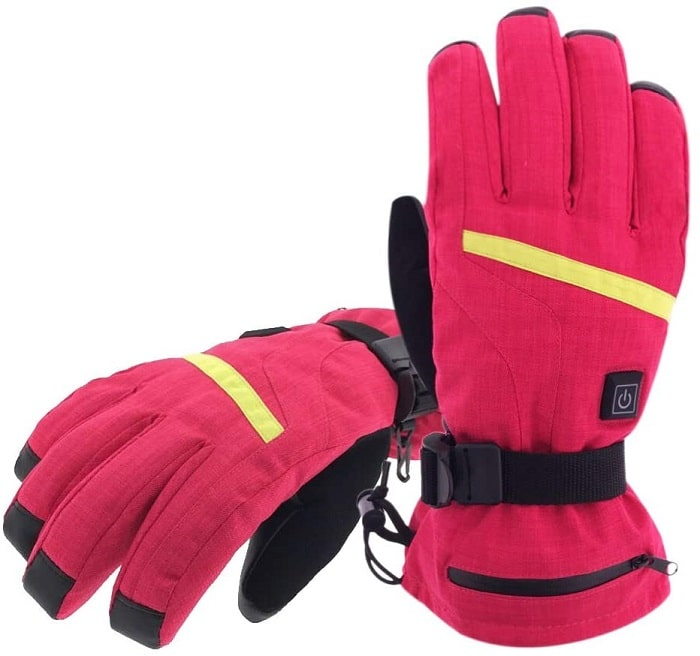 heated gloves for outdoor